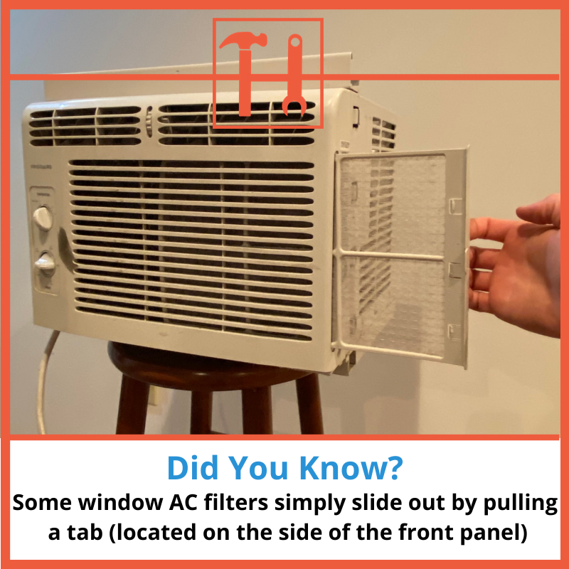 proHVACinfo | Window AC Filter