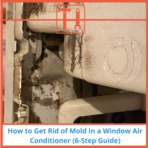 proHVACinfo | How to Get Rid of Mold in a Window AC