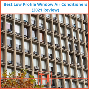 proHVACinfo | Best Low-Profile Window Air Conditioners