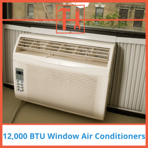 proHVACinfo | 12000 BTU Window ACs