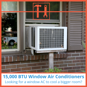 proHVACinfo | 15000 BTU Window ACs