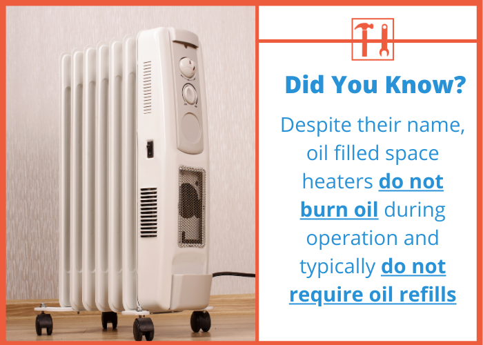 proHVACinfo | DYK Oil Filled Space Heaters