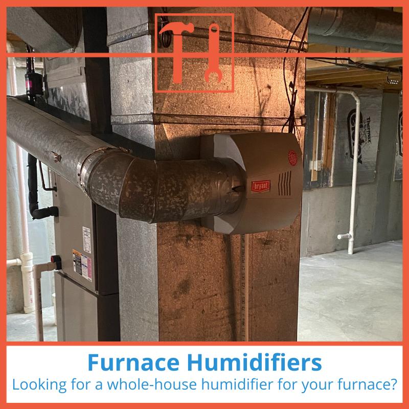 proHVACinfo | Furnace Humidifiers