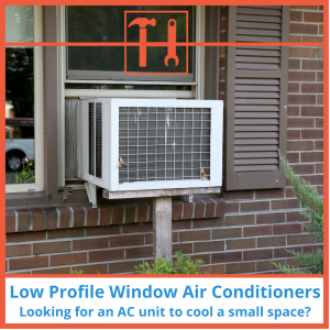 proHVACinfo | Low Profile Window Air Conditioner