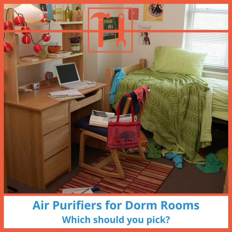 proHVACinfo | Air Purifiers for Dorm Rooms