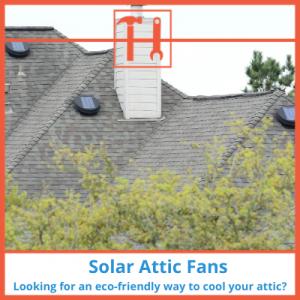 proHVACinfo | Solar Attic Fans