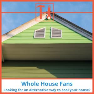 proHVACinfo | Whole House Fans