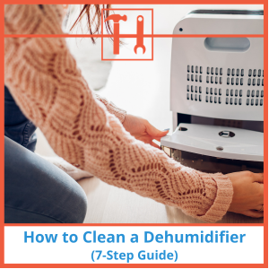 proHVACinfo | How to Clean a Dehumidifier